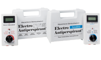 Om iontoforese Electro Antiperspirant